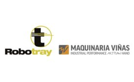 Viñas Machinery and Robotray Automation announce collaboration agreement