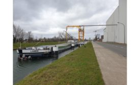 BENEO barge investment to cut carbon dioxide emissions by 20 percent