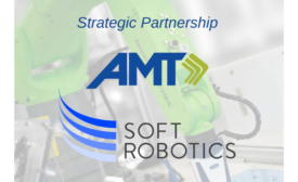 Applied Manufacturing Technologies announces partnership with Soft Robotics