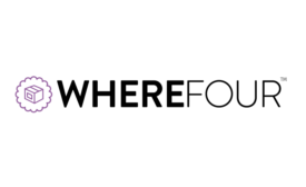 Wherefour logo