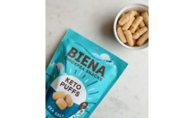 Exclusive interview: Q&A with Biena Snacks, on its new Keto Puffs