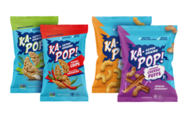 Exclusive interview: Q&A with KaPop! Snacks, on its new packaging and snacking during the COVID-19 pandemic
