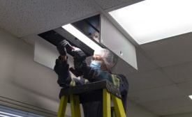 COVID-19 renovations: Natures Path installs Far UVC Lights and Air Filtration in plants