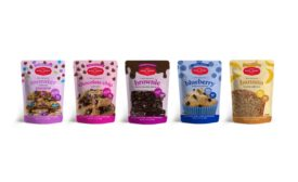 Healthy indulgences: Q&A with Miss Jones Baking Co. on its new 50 percent less sugar baking mixes