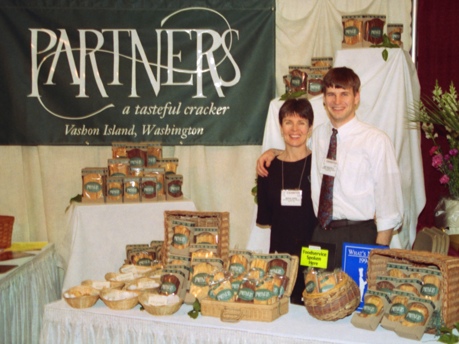 PARTNERS crackers, founding family