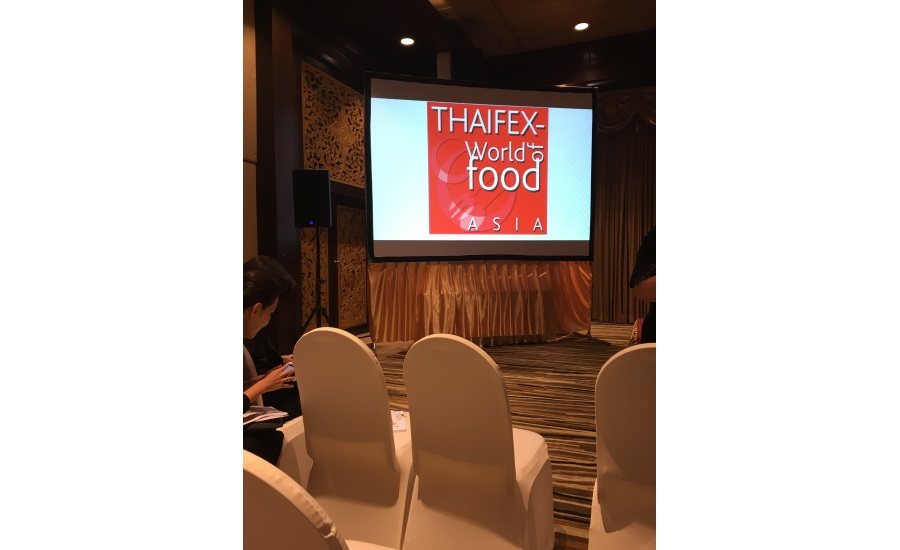 THAIFEX Bangkok snack products