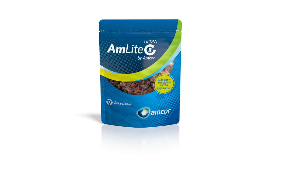 Amcor launches new recyclable packaging, representing latest progress toward its 2025 sustainability pledge
