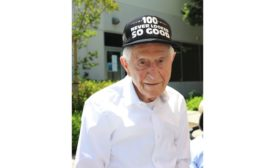 Heat and Control founder Andy Caridis celebrates 100th birthday
