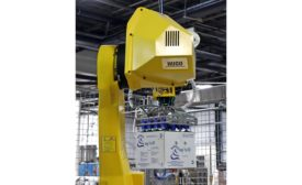 Customer service game-changer: Robot 'hired' at Hanan Products' plant